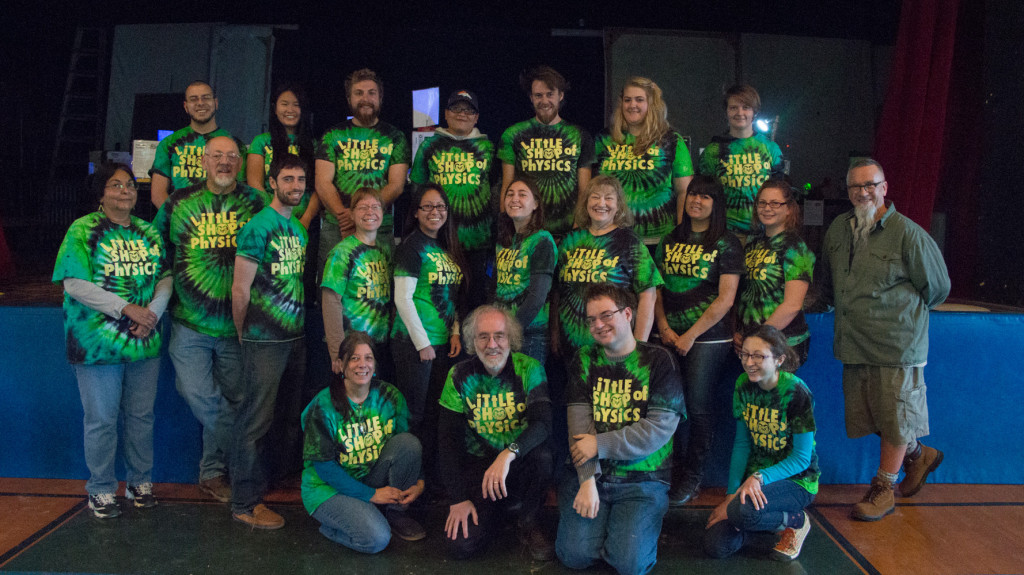 Pine Ridge Group Photo